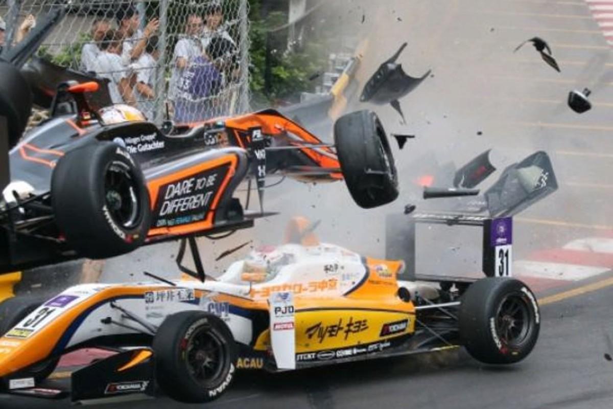 Sophia Floersch horror crash at Macau Grand Prix: 'I'm going