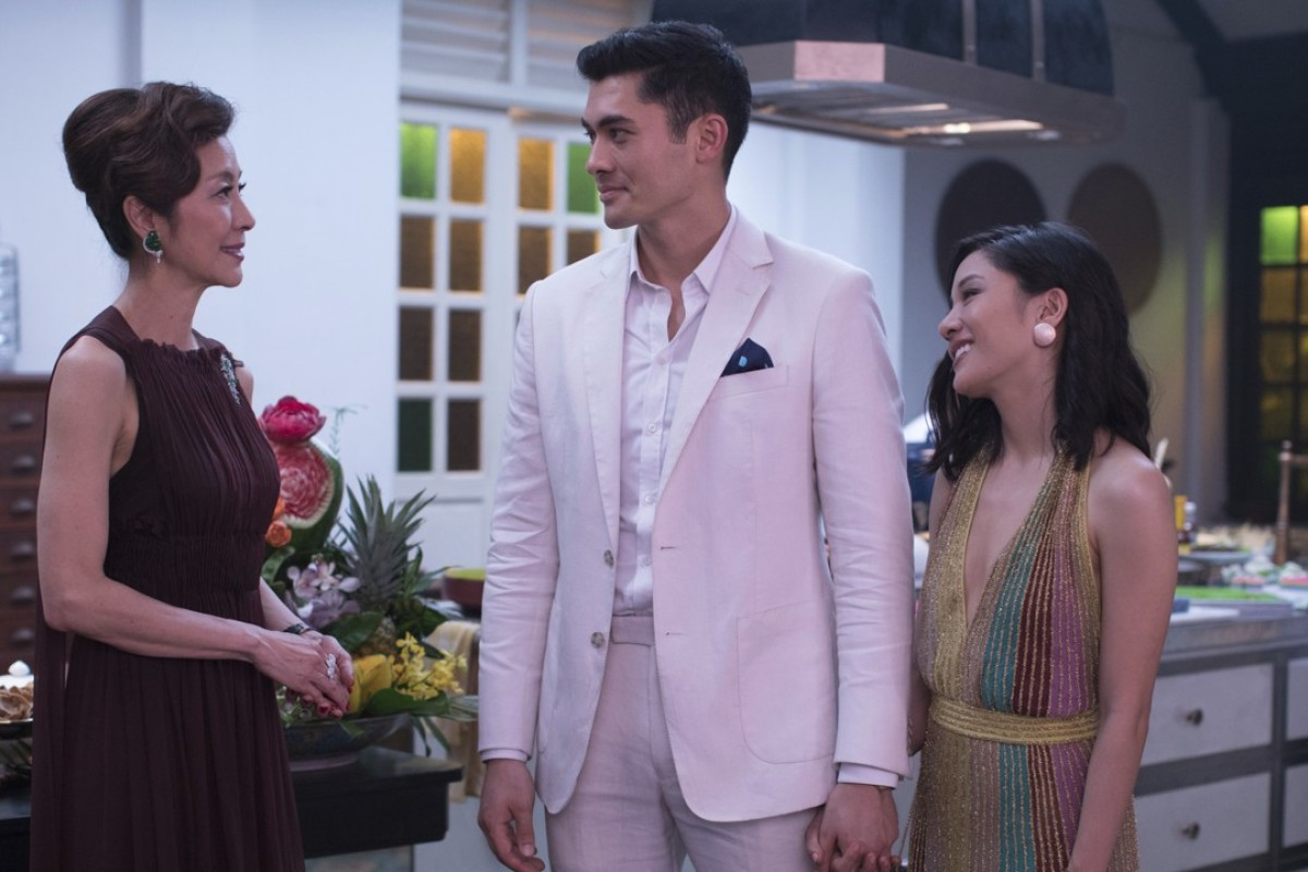 When Asian men in Hollywood films weren't scrawny, geeky or