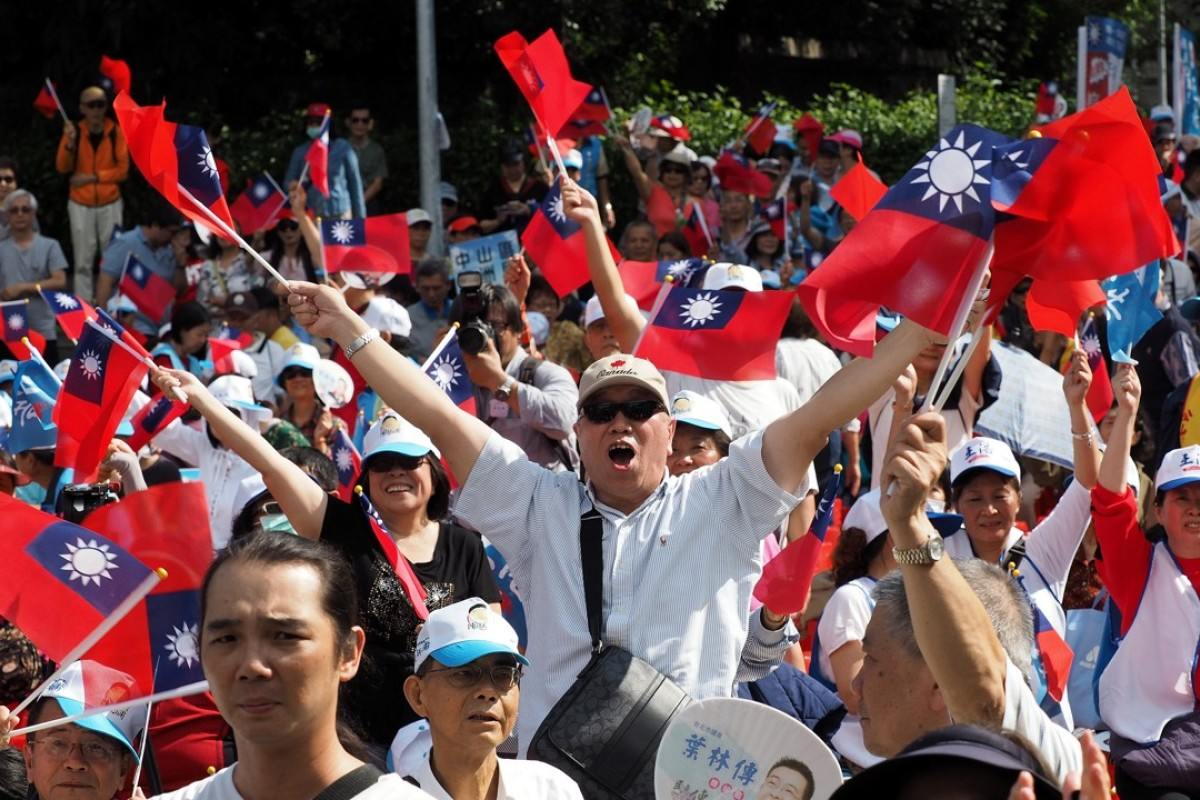 Taiwan's name and president are in the balance as 19 million voters go to the polls
