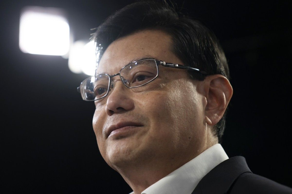 Singapore's next prime minister Heng Swee Keat: a safe pair of hands
