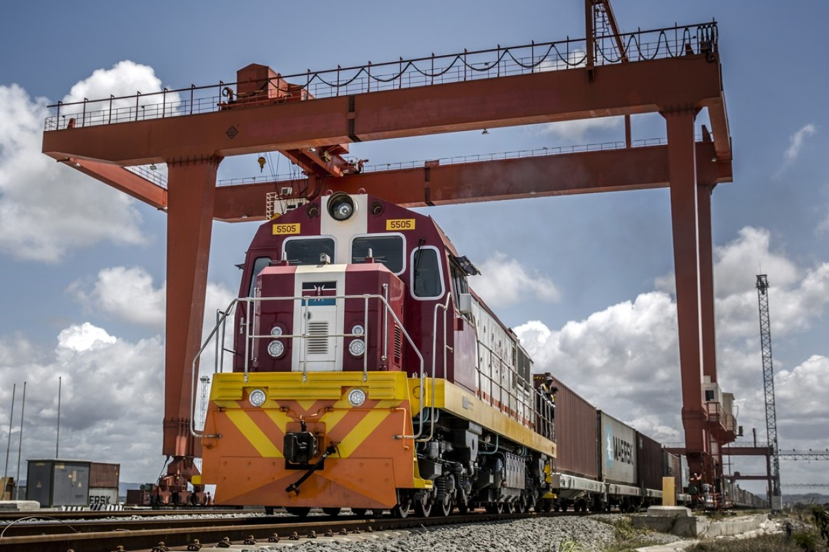 Chinese workers on Kenya rail project face bribery charges