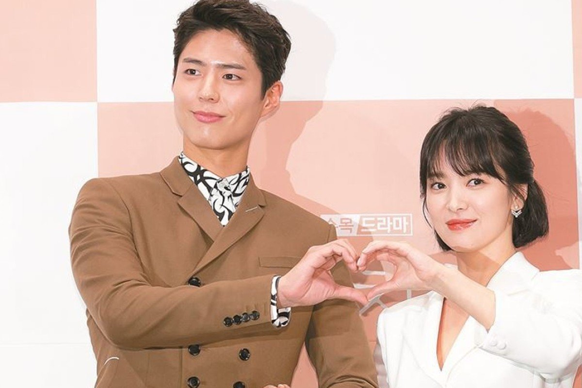 K-drama stars Park Bo-gum and Song Hye-kyo back in slow-burn romance