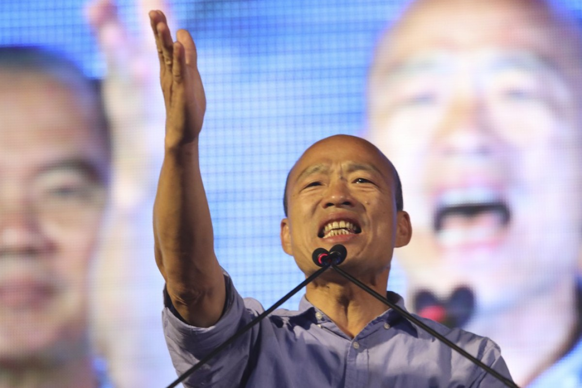 After Taiwan polls, Kaohsiung's new mayor will lead charge