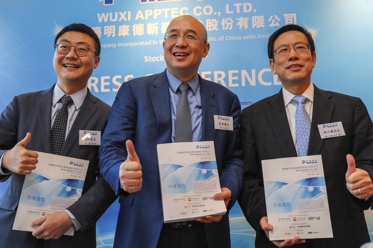 Leading Chinese biotech firm Wuxi AppTec says US hurdles will not