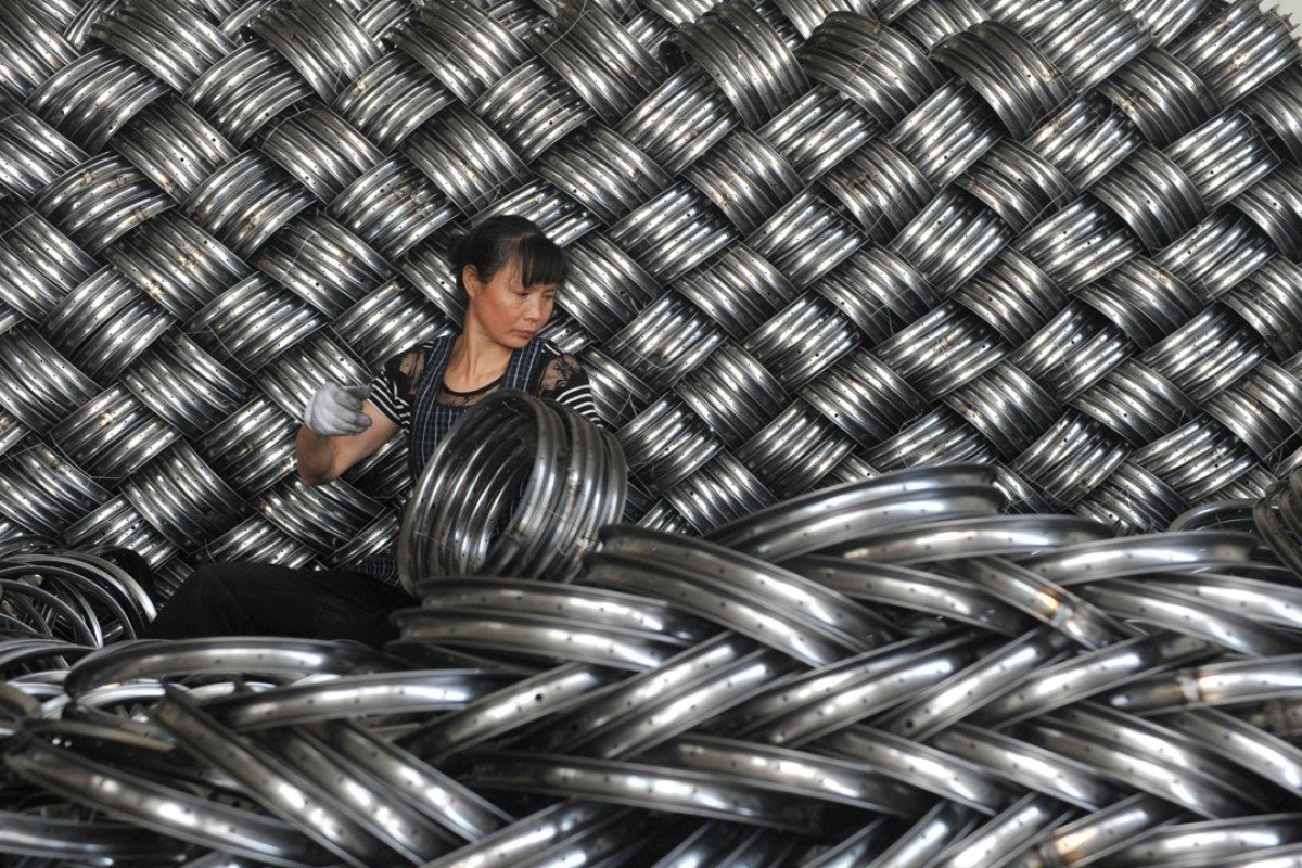 Why falling steel prices in Shanghai mean rising smog in Beijing