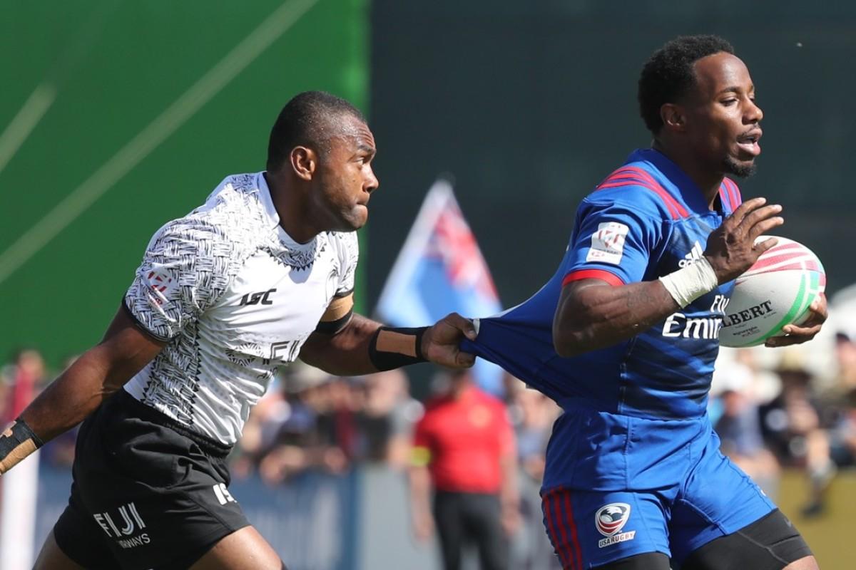 Dubai Sevens: USA stun Fiji to join Australia, New Zealand
