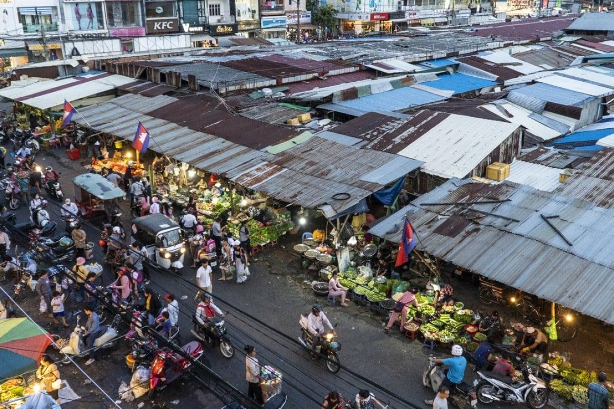 Whores in Phnom Penh
