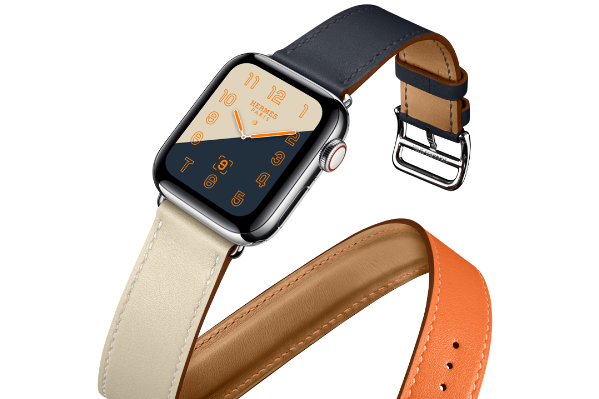 5 luxury straps for your Apple Watch that will make you