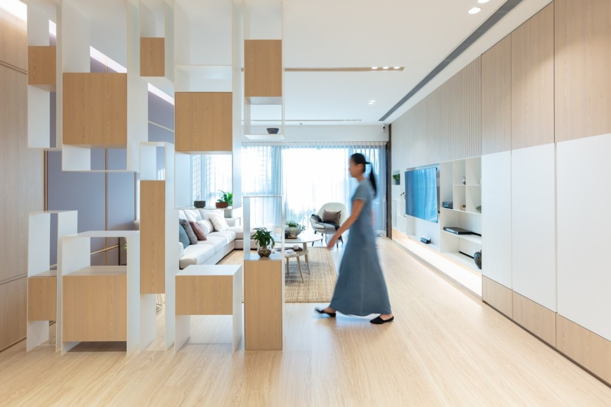 Minimalist Japanese Design Finds A Home In High End Hong