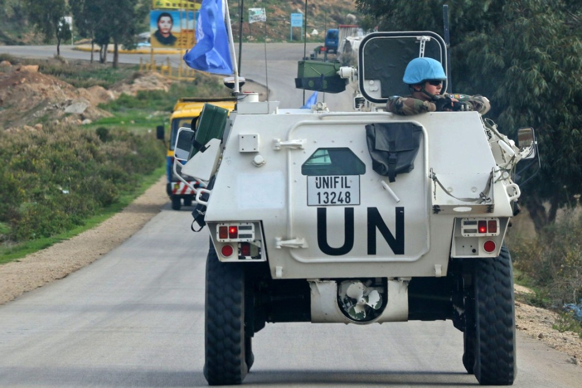 UN boosts peacekeeping on Lebanon border as Israel targets