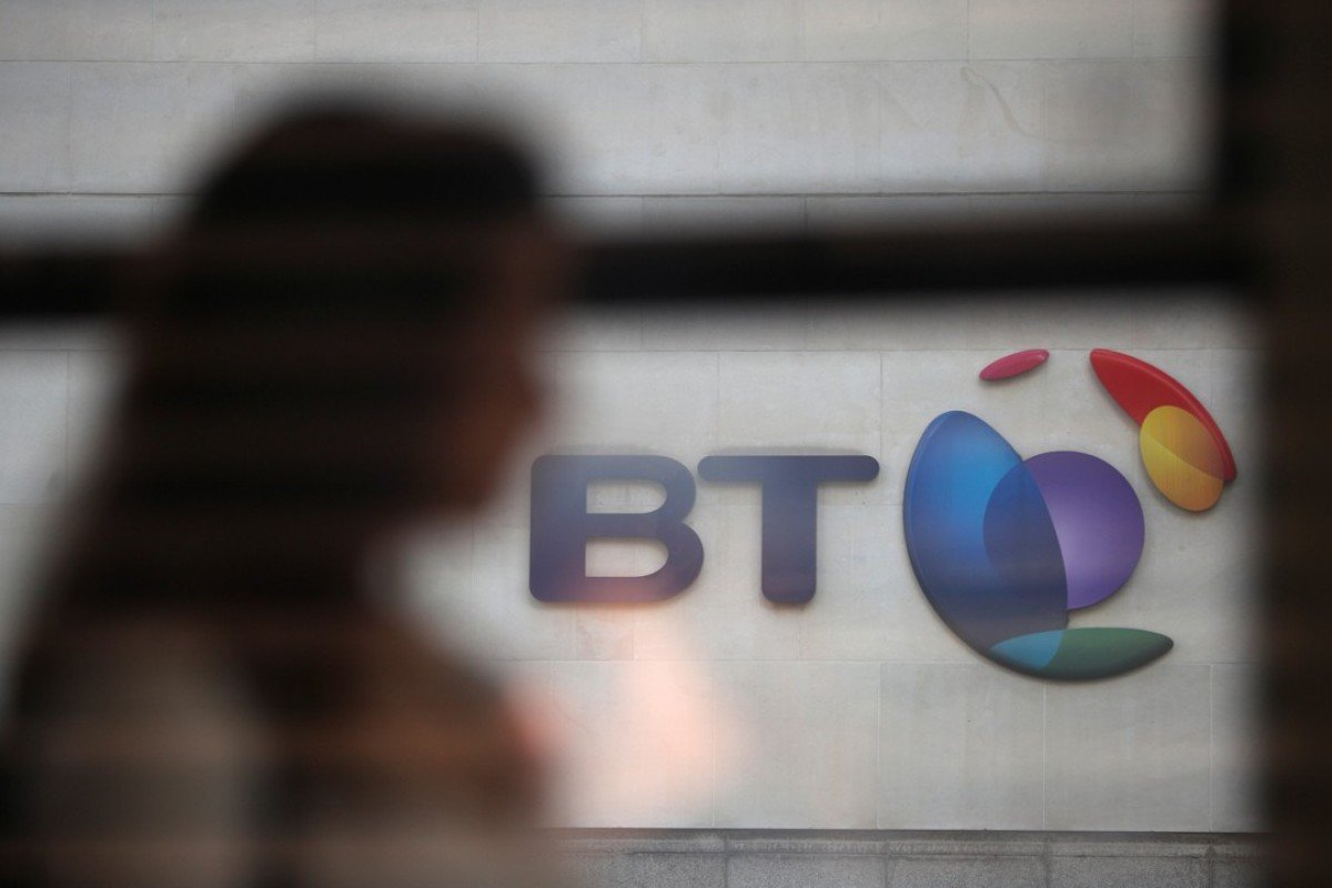 British telecoms giant BT Group to strip Huawei from core networks