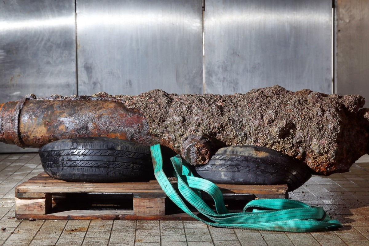Preserve underwater relics of Hong Kong's past as a 19th