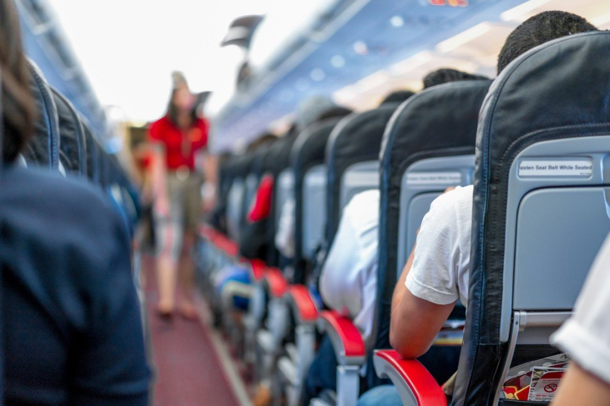 A five-point in-flight etiquette guide for air travellers