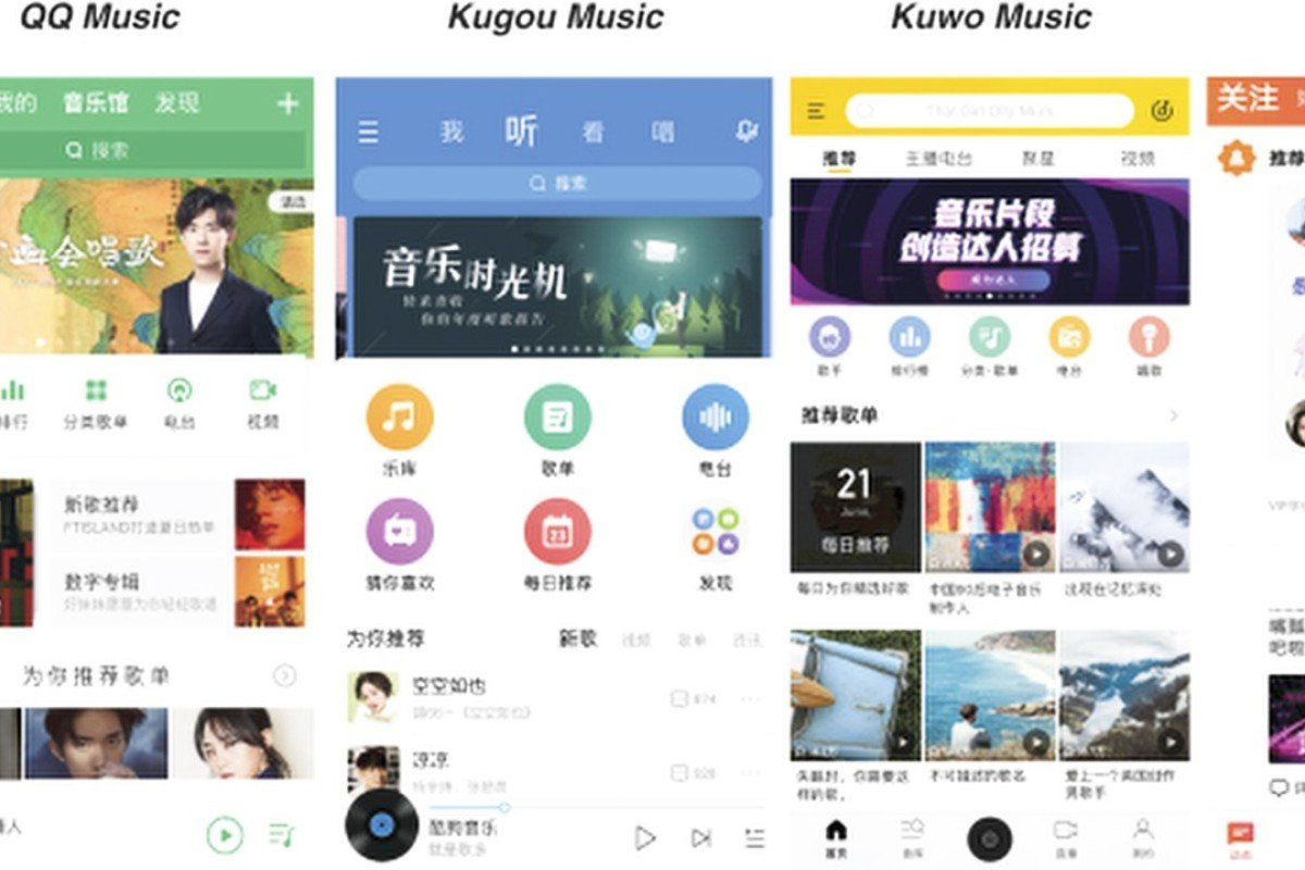 Tencent Music jumps in New York debut as investors pour in