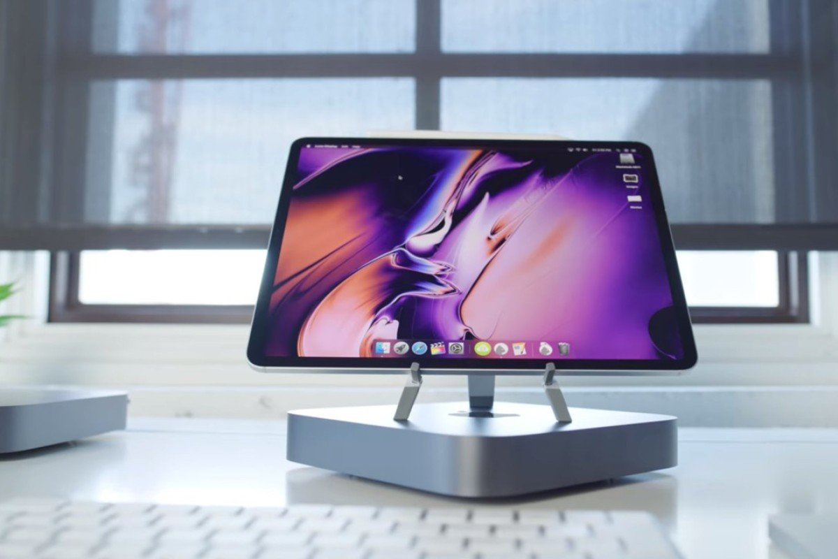 Want to use Apple's Mac software on an iPad? Well, now you