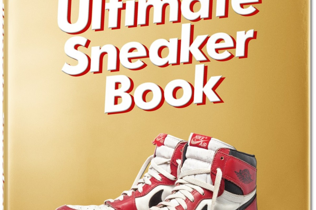 best website 70d91 7824a Coffee table book for sneakerheads charts the history of trainers in 650  stunning pages   South China Morning Post