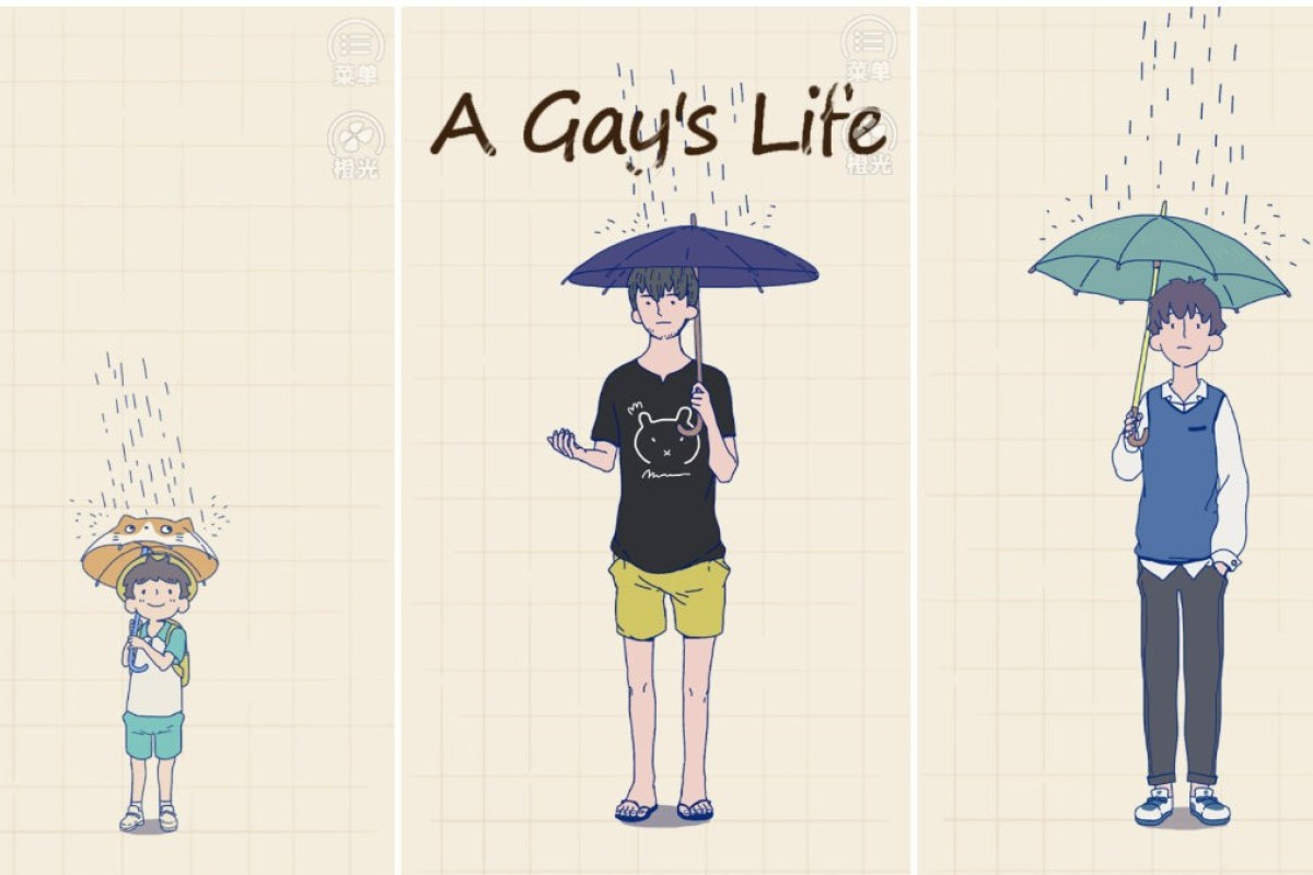 A Gay S Life Indie Web Game Offers A Glimpse Into The Harsh Realities Faced By Lgbt Community In China South China Morning Post