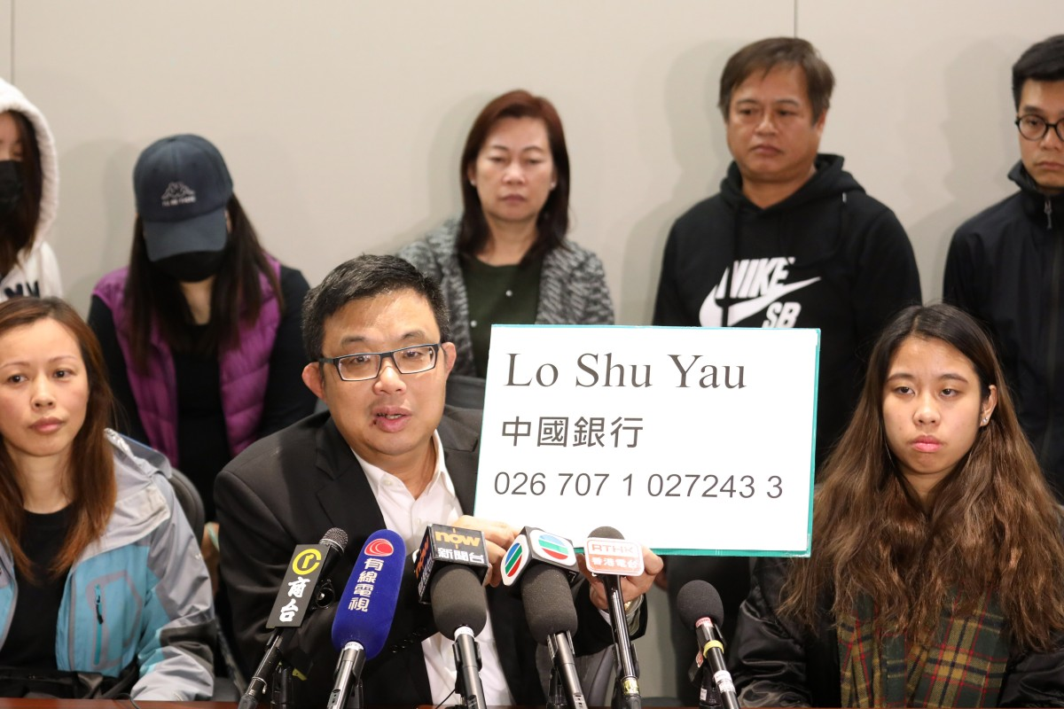 Beijing has pledged to protect rights of four Hongkongers jailed for