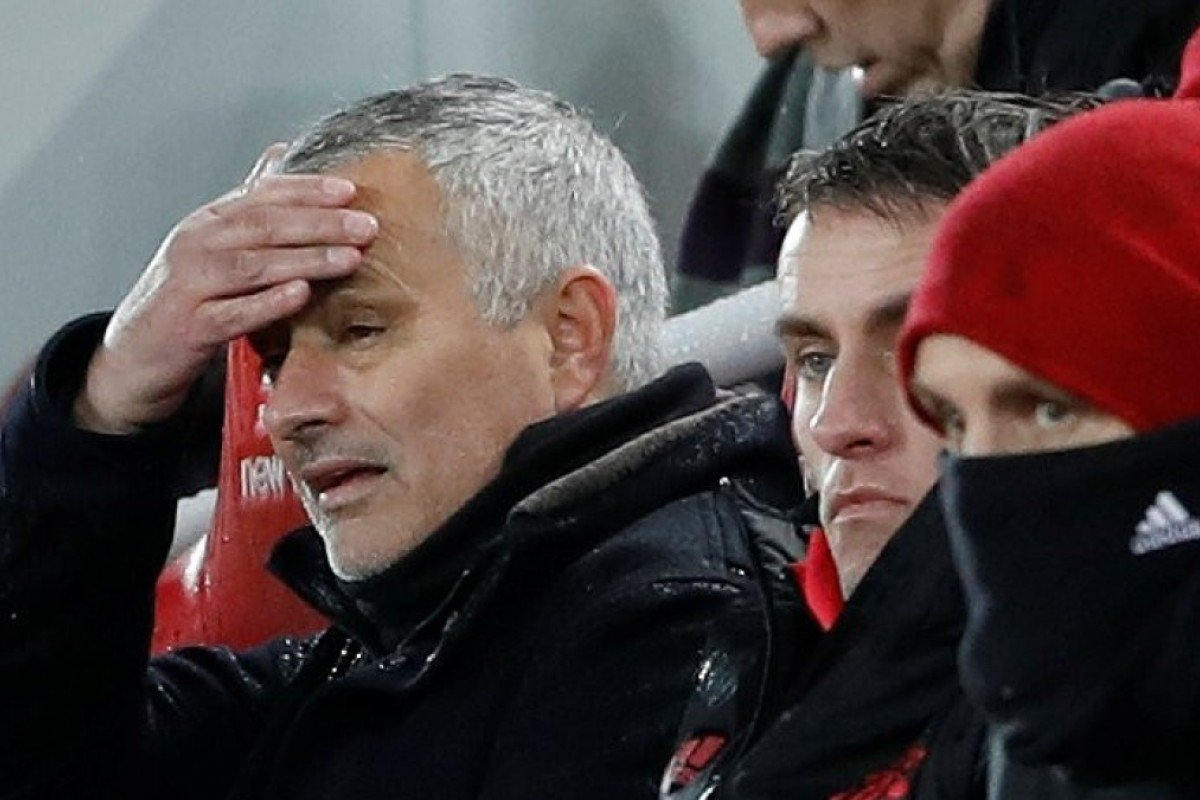 Jose Mourinho Sacked By Manchester United Portuguese Leaves After Two And A Half Years In Charge Reaction No Surprise South China Morning Post