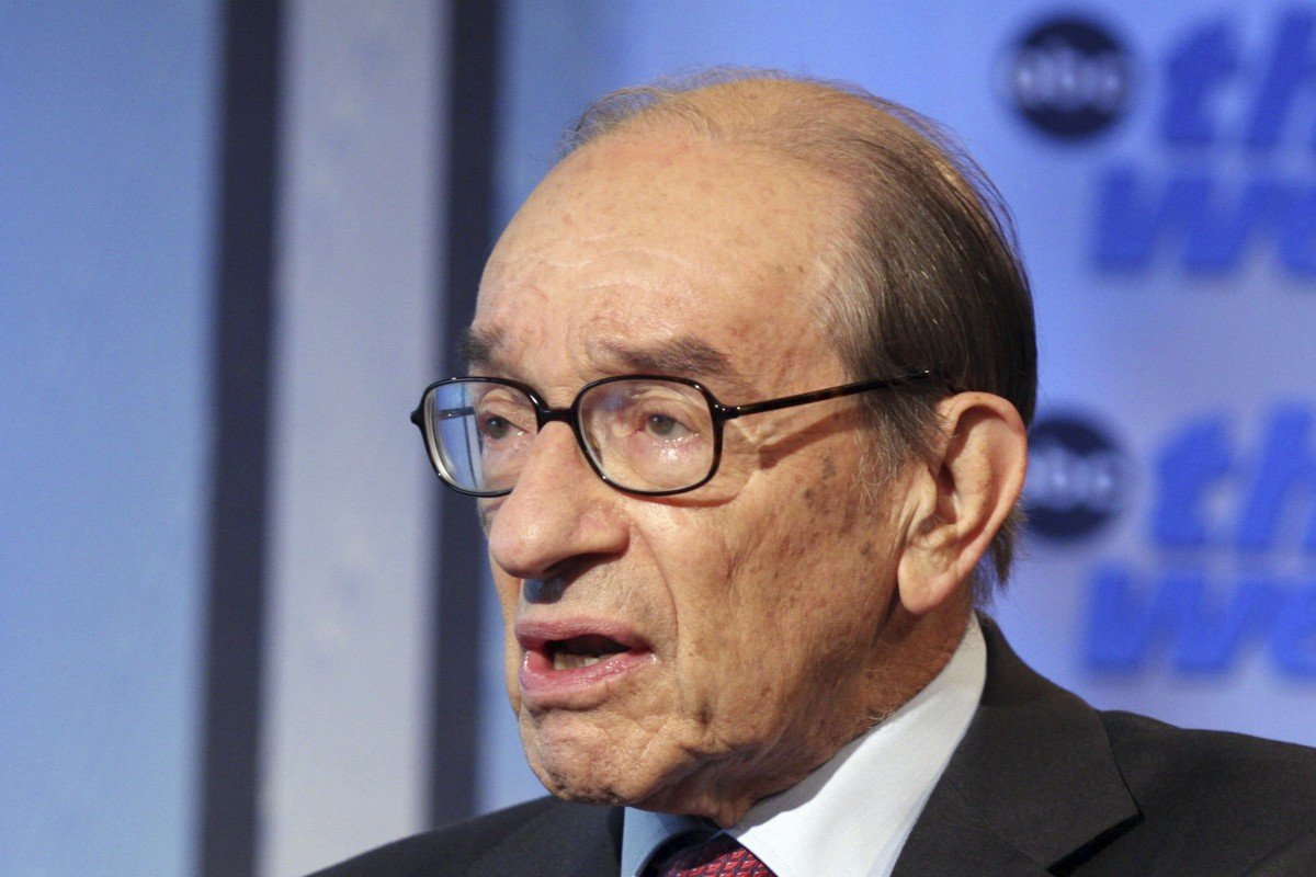 Image result for greenspan