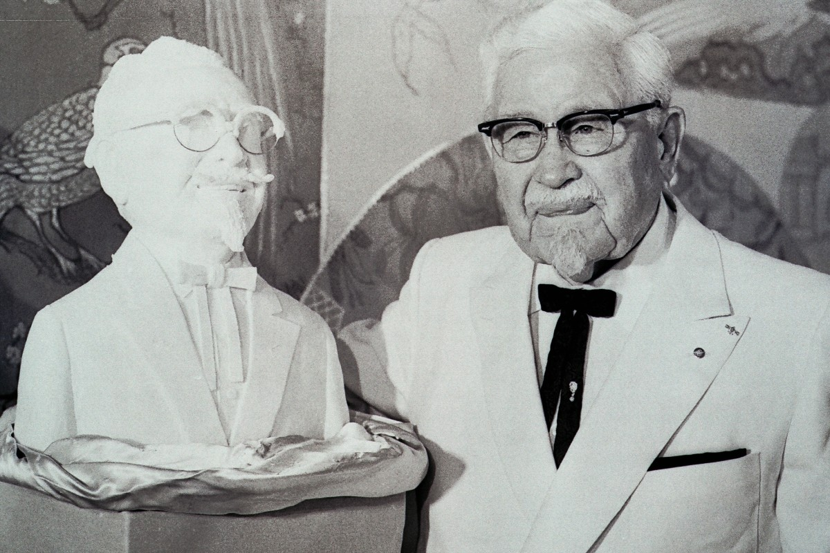 From KFC founder Colonel Sanders' white suit to Antiques Roadshow