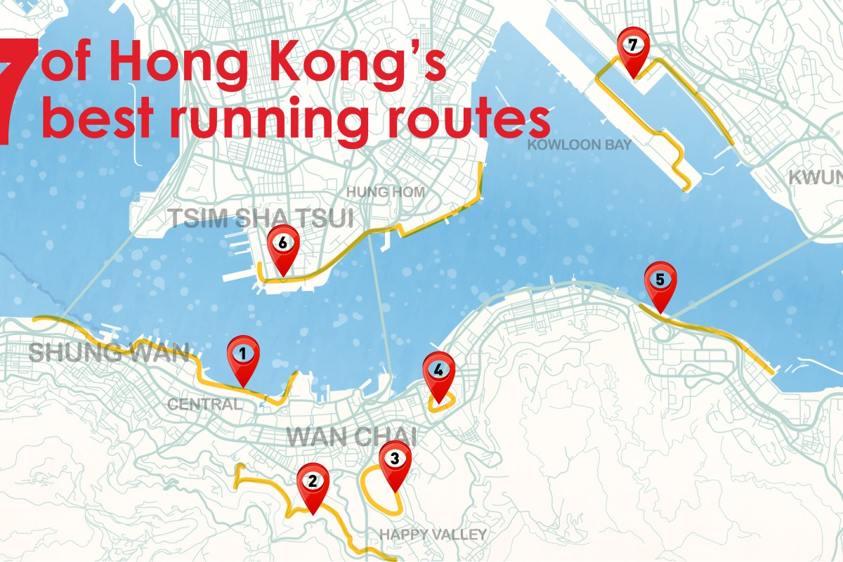 7 best Hong Kong running routes – with great views – to help ...