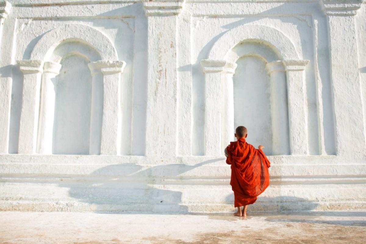 Burmese folk tales: short stories about love, faith, trust