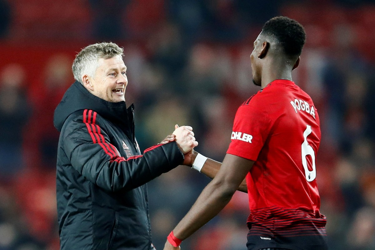 Image result for ole gunnar pogba