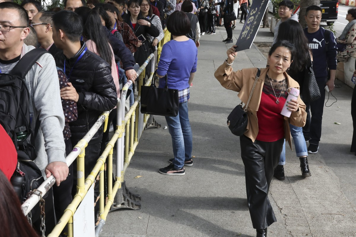 Prostitutes in Kowloon