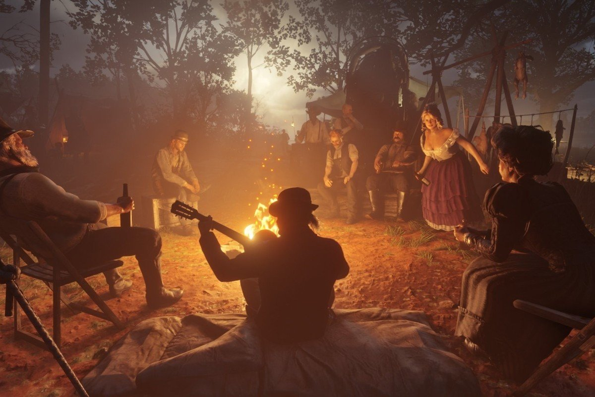 Best games of 2018: top 10 include Red Dead Redemption 2