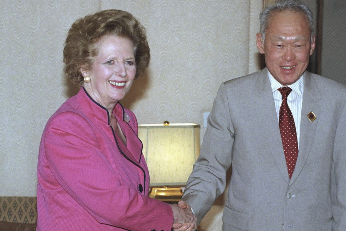 After Tiananmen crackdown, Singapore's Lee Kuan Yew said 200,000