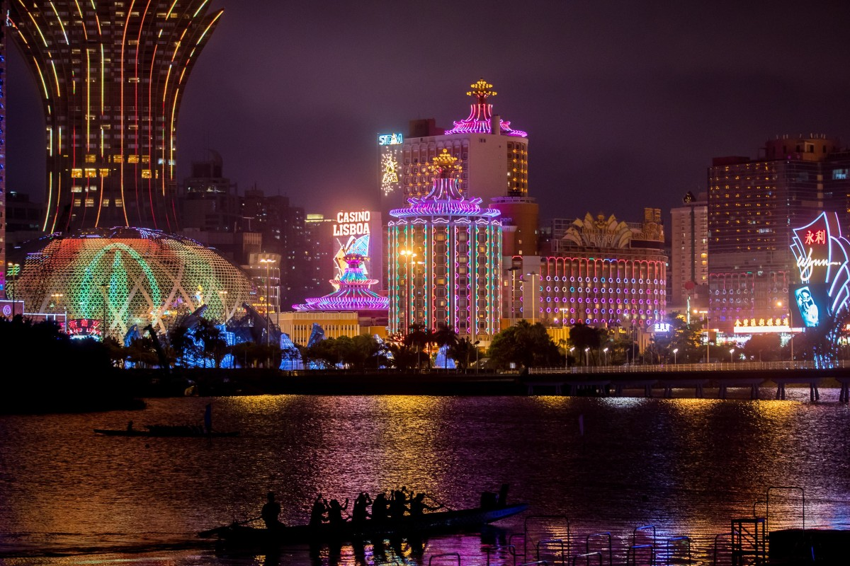Macau is on track to become richest place in the world, but has