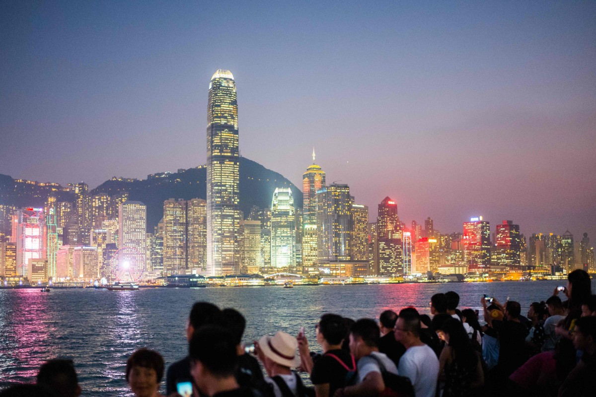 Hong Kong, with its more fragmented market, provides more room for the Big Four to grow, as compared with New York or London, according to one observer. Photo: AFP