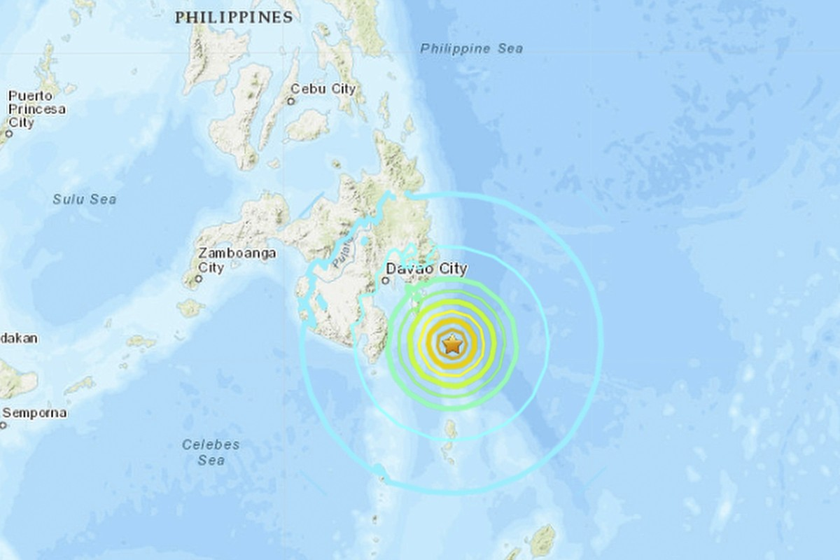 Tsunami alert lifted after strong undersea earthquake