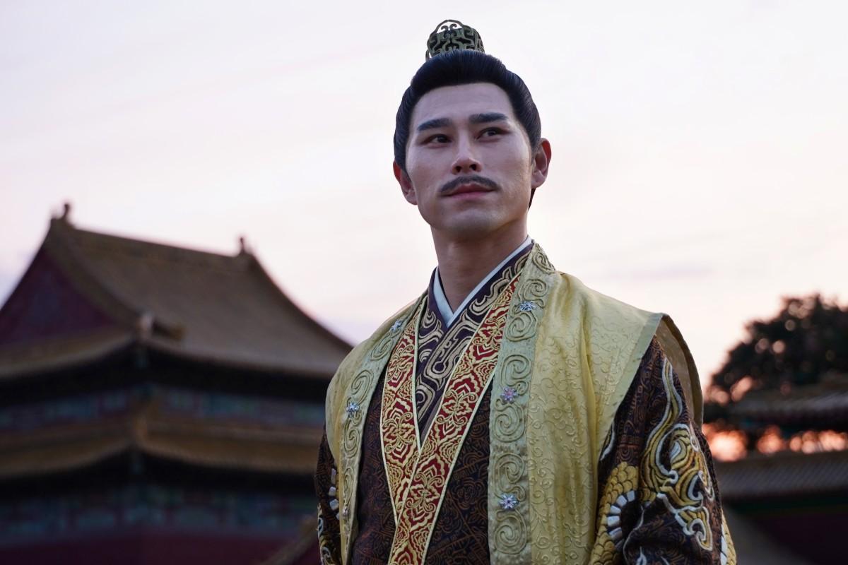 Asian flower movie orient 649