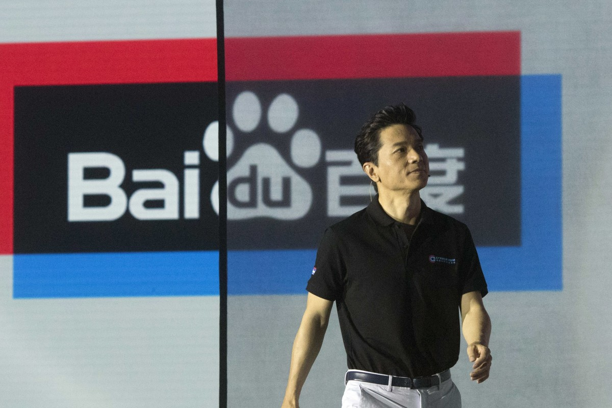 Baidu CEO warns that 'winter is coming' amid slowing growth