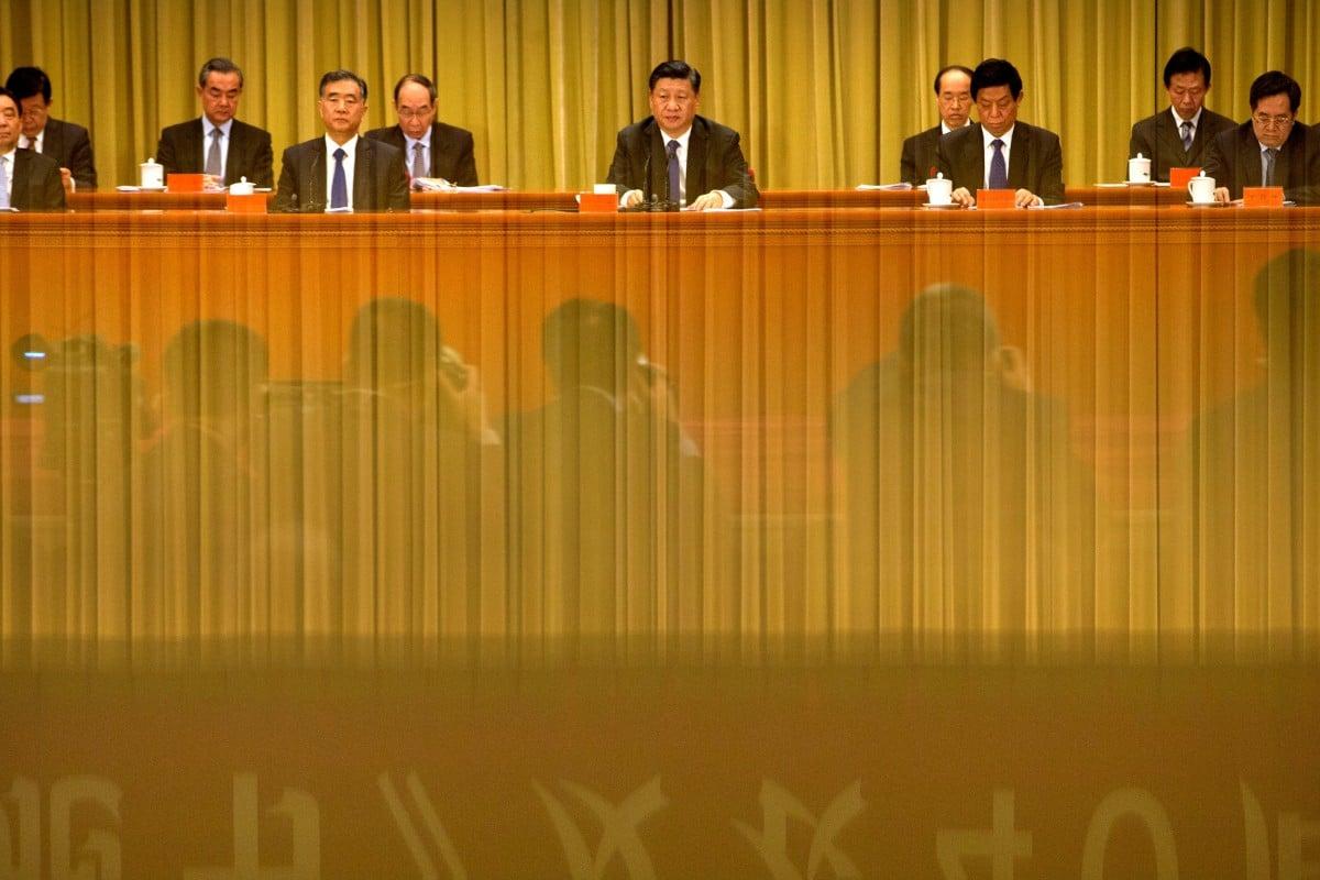 Chinese President Xi Jinping urges Taiwan to follow Hong