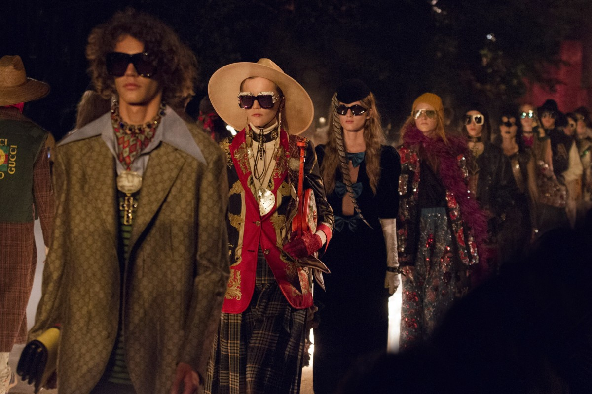 Gucci and other luxury brands are shaking off their old