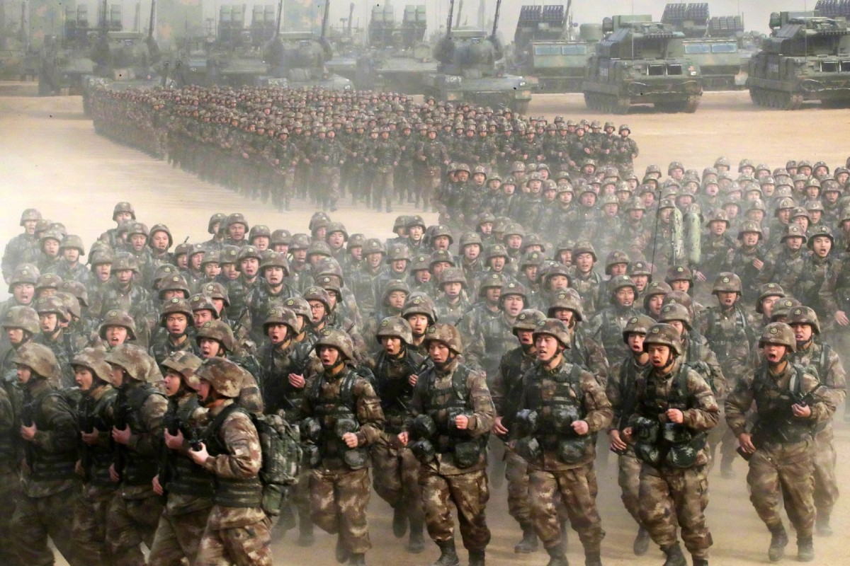 b30d440078932 President Xi Jinping has been pushing the PLA to boost its combat readiness  since he took