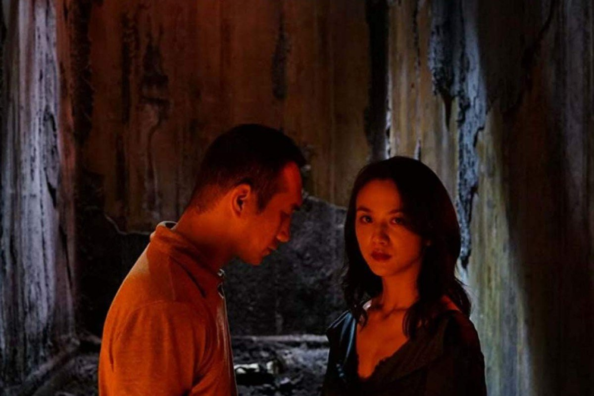 1fa9f6619 Jue Huang and Wei Tang in Bi Gan's Long Day's Journey Into Night. Critics  called