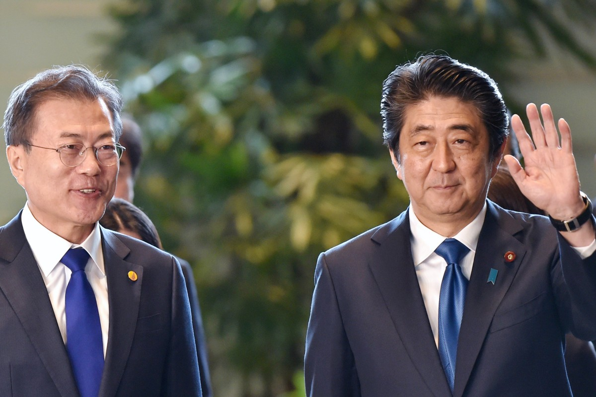 As diplomatic rift between Japan and South Korea deepens, how hard