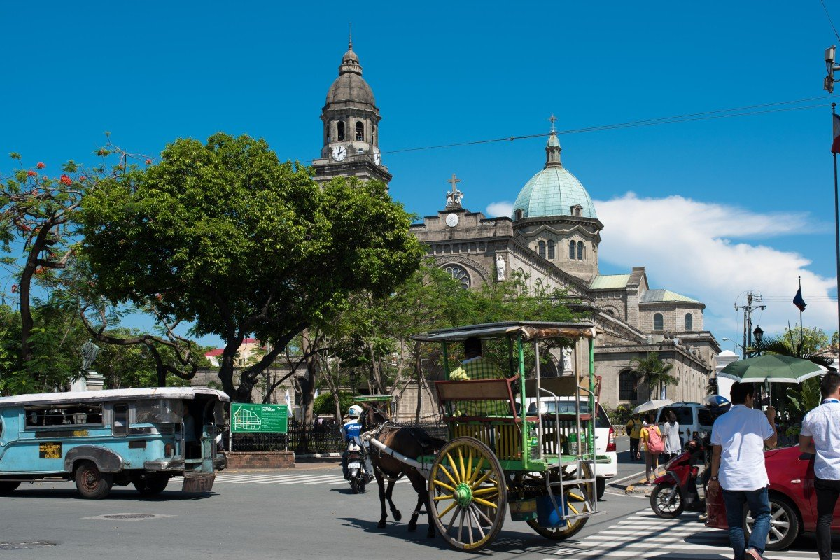 The good, bad and ugly sides to Manila, the Philippines