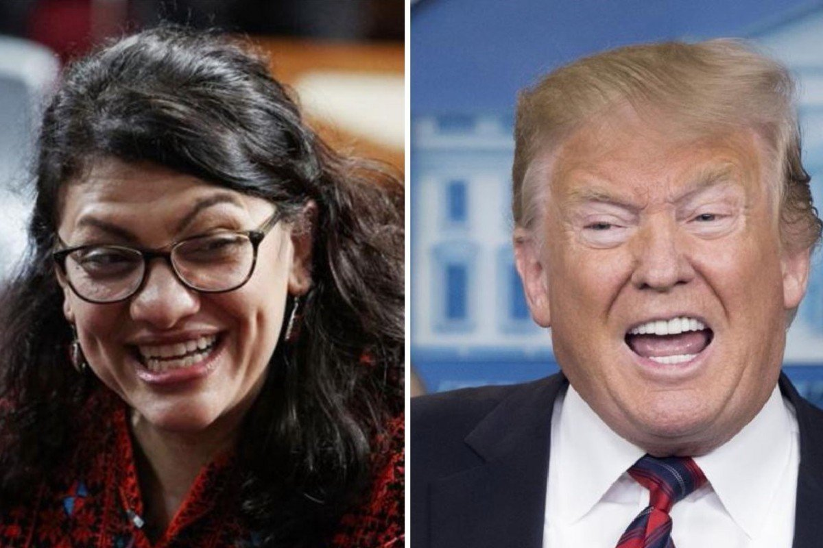 Mothers May Be Unwilling To Believe >> New Us Congresswoman Rashida Tlaib Wants To Impeach The Mother