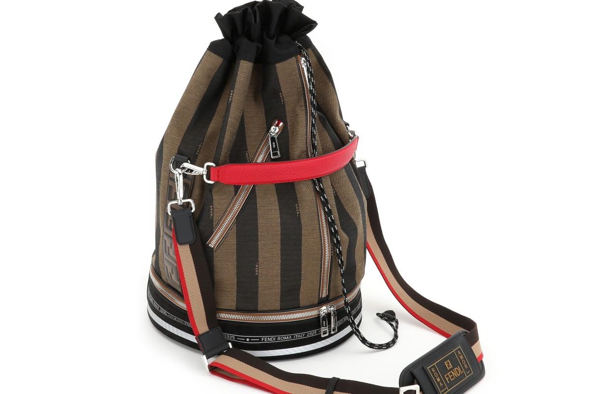 993ef9f61d3 Gentlemen, jealous of your beloved's Fendi bucket bag? Here's one ...