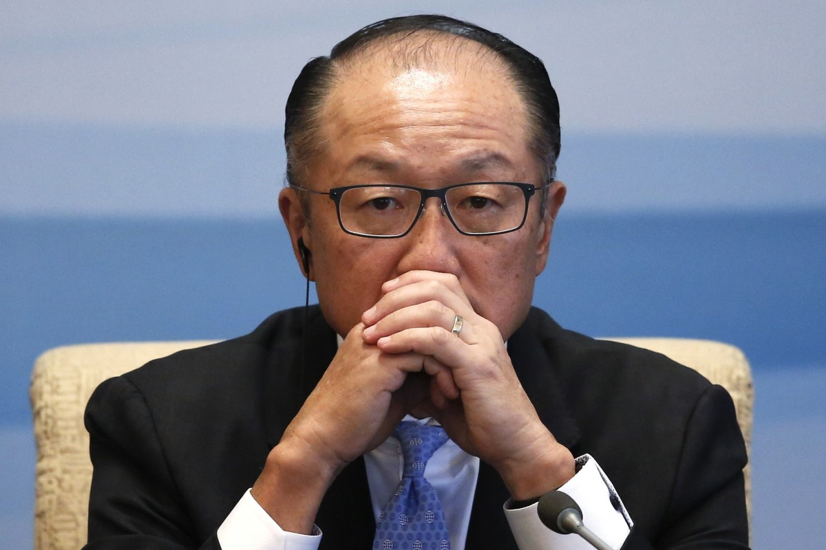 Jim Yong Kim's exit as World Bank chief could give Donald Trump
