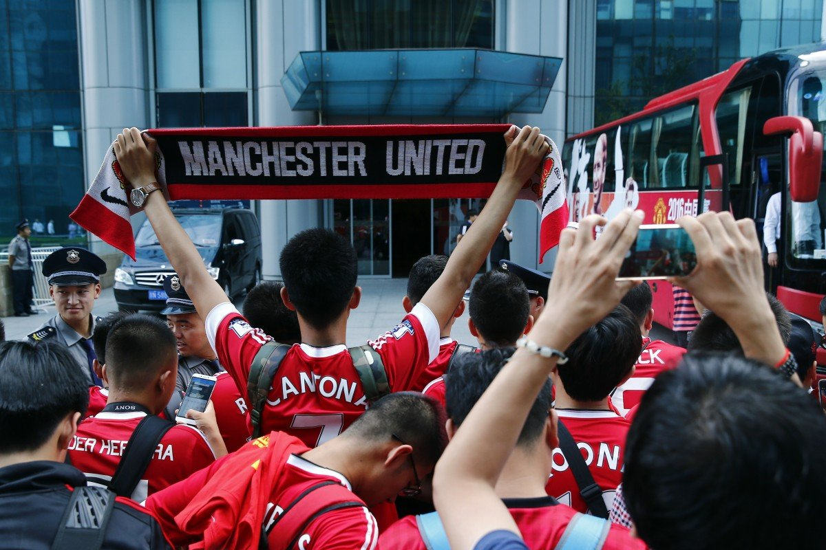 Manchester United Banking On Selling Experience To China With Deal