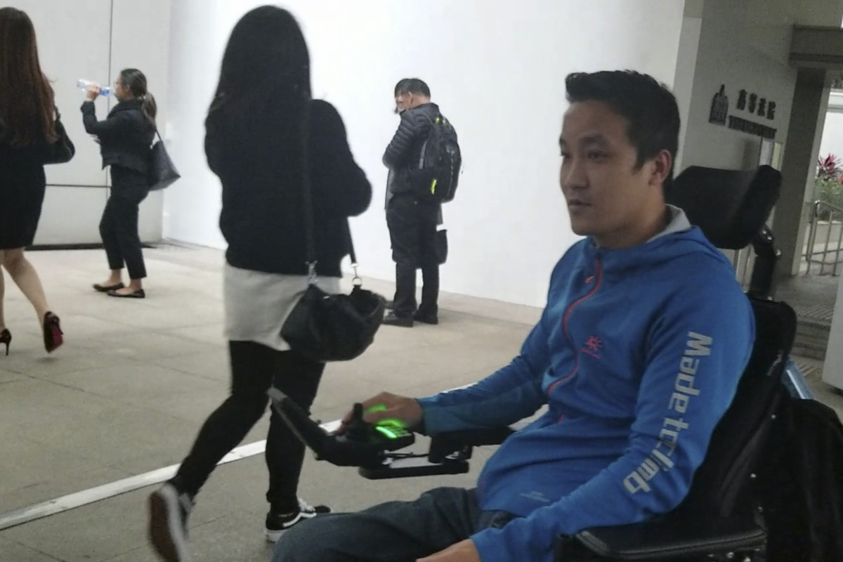 Top Hong Kong climber left wheelchair-bound after road accident sues