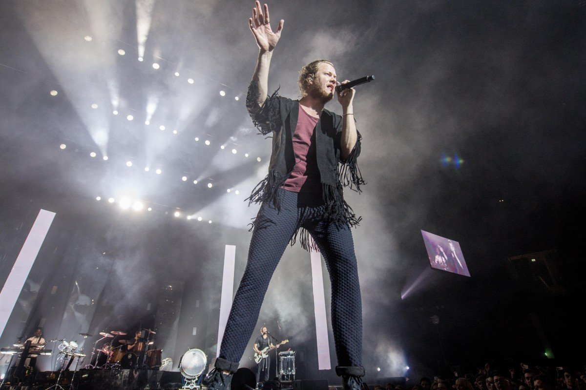 The death of rock n roll? imagine dragons are everywhere and they