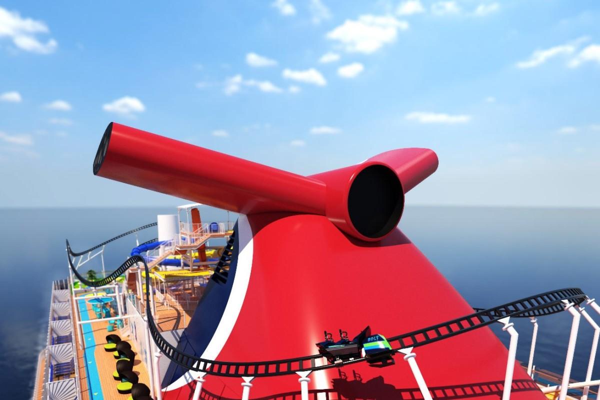 Sunset Magazine Bathroom Ideas 2020 5 cruise ships that offer millennials rock music and roller