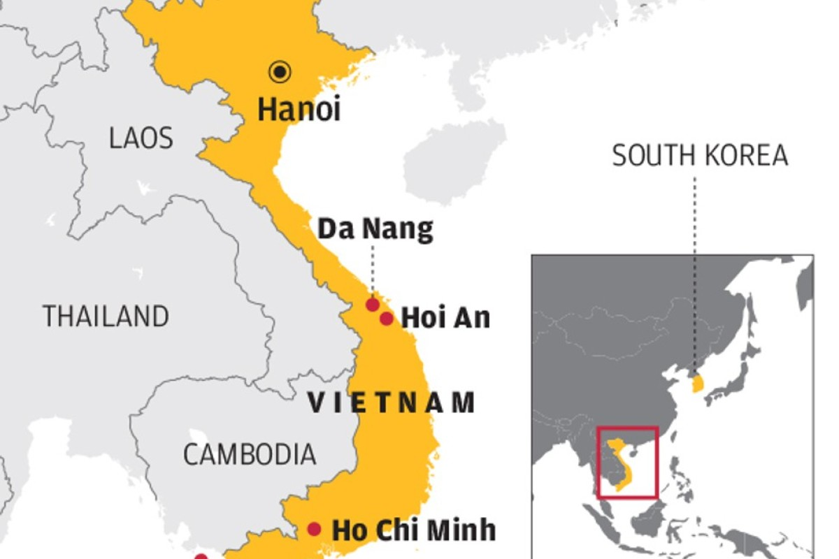 Why are so many South Korean tourists visiting Vietnam ...